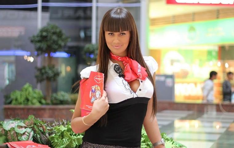Работа промоутером девушки работа по веб камере моделью в новокузнецк
