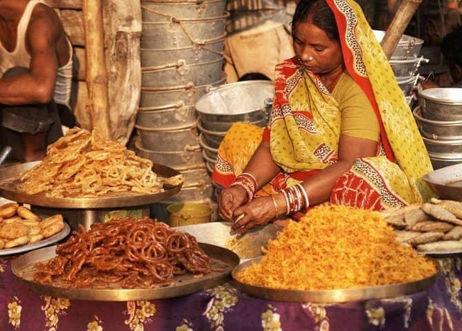 Сегодня в Индии около 20% всего населения веганы